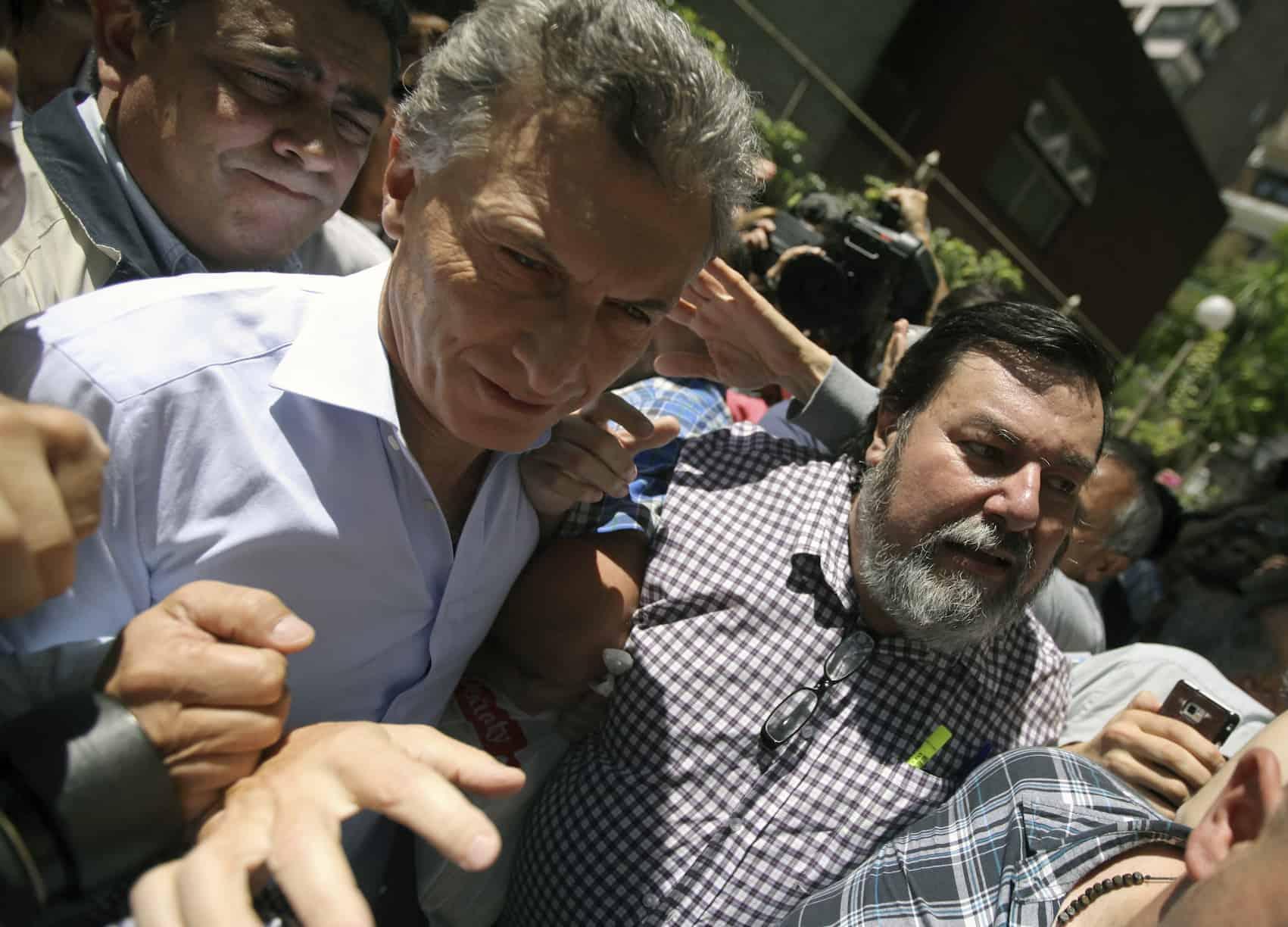 Mauricio Macri, elections in Argentina