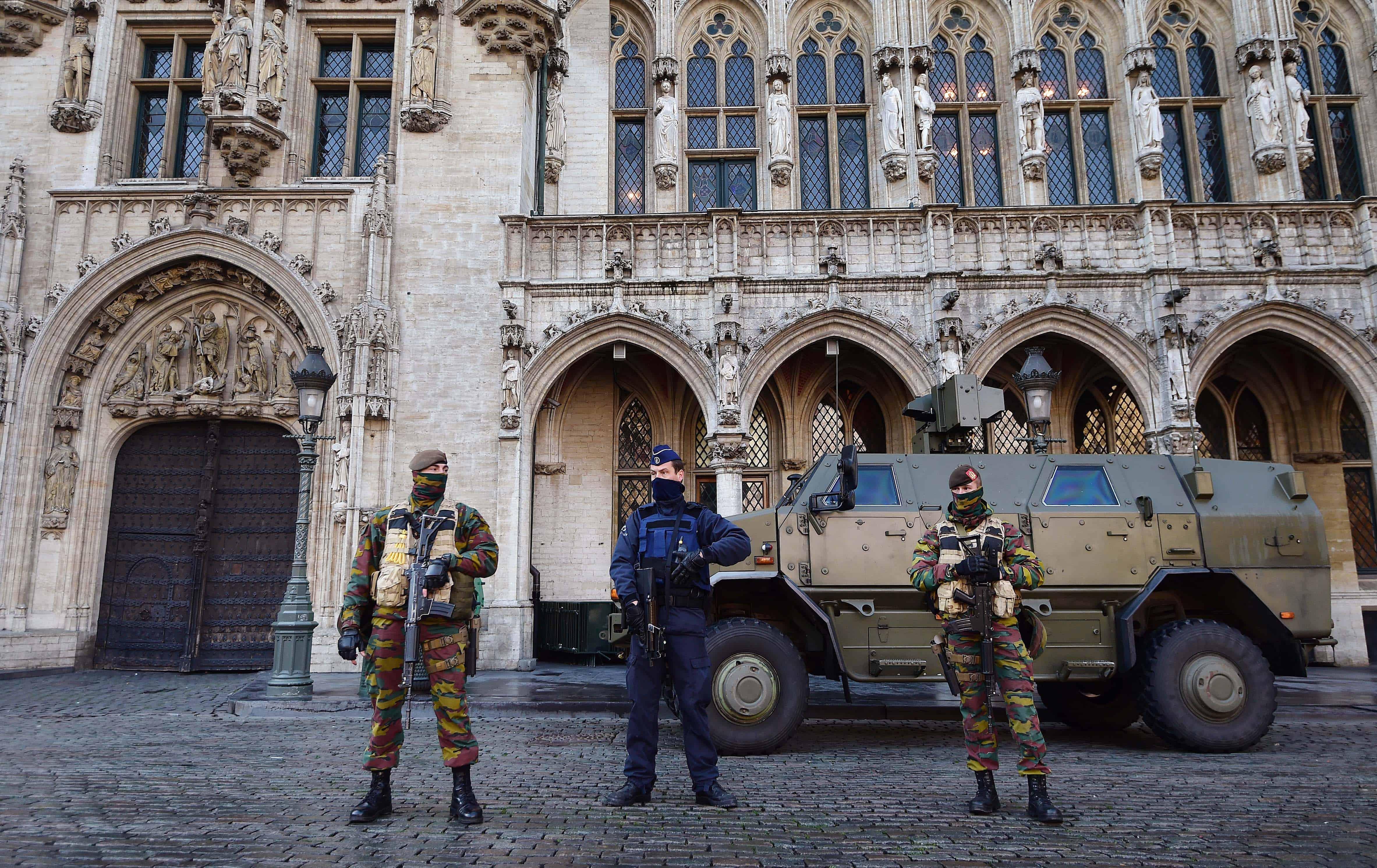 Belgium police, terrorism, travel alert