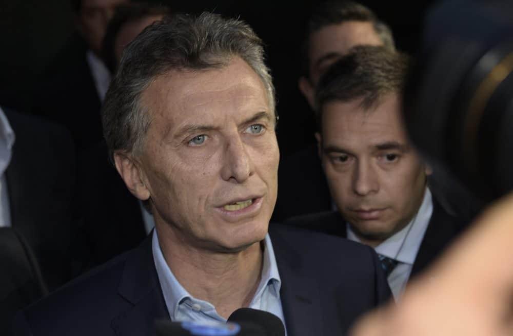Mauricio Macri announces Argentine Cabinet