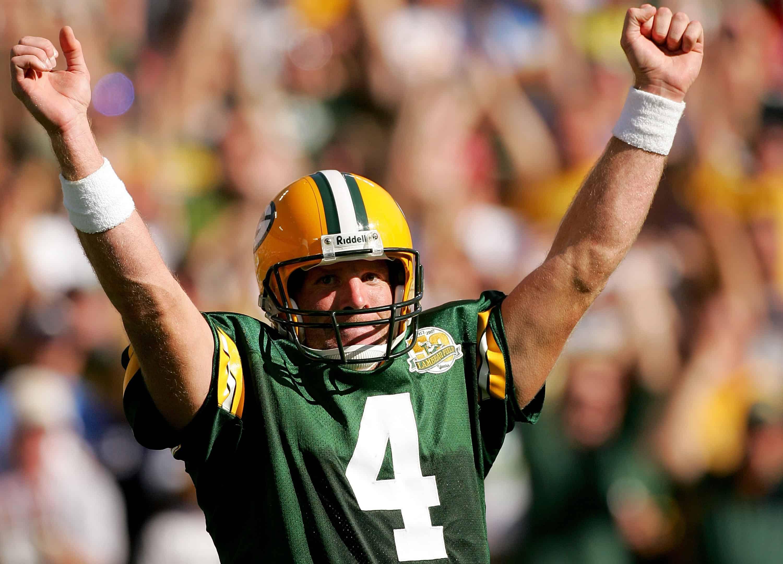 Brett Favre, Green Bay Packers, NFL