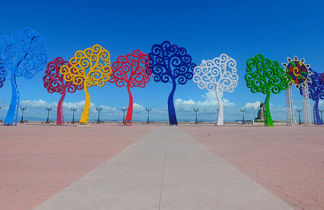 "Managua's ""Trees of Life"""
