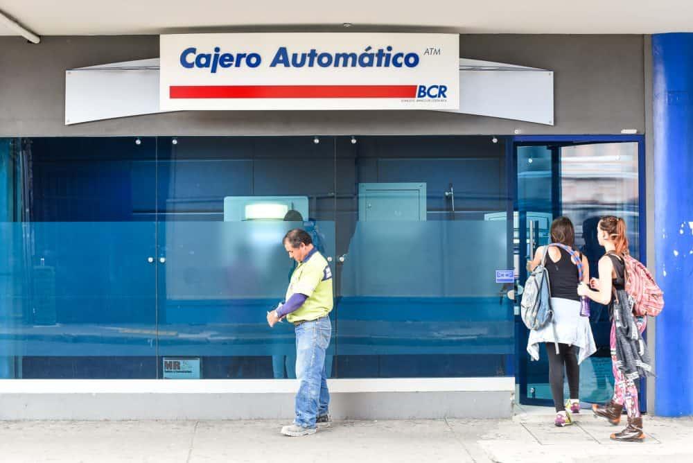 Banco de Costa Rica ATM