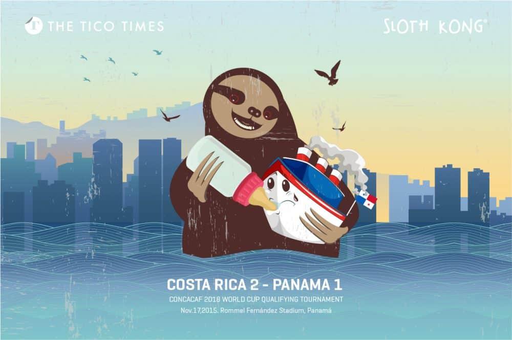 Sloth Kong Panama