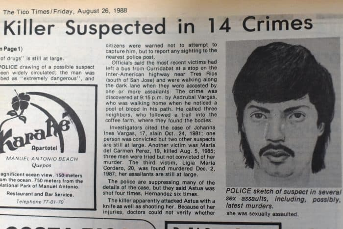serial killer articles
