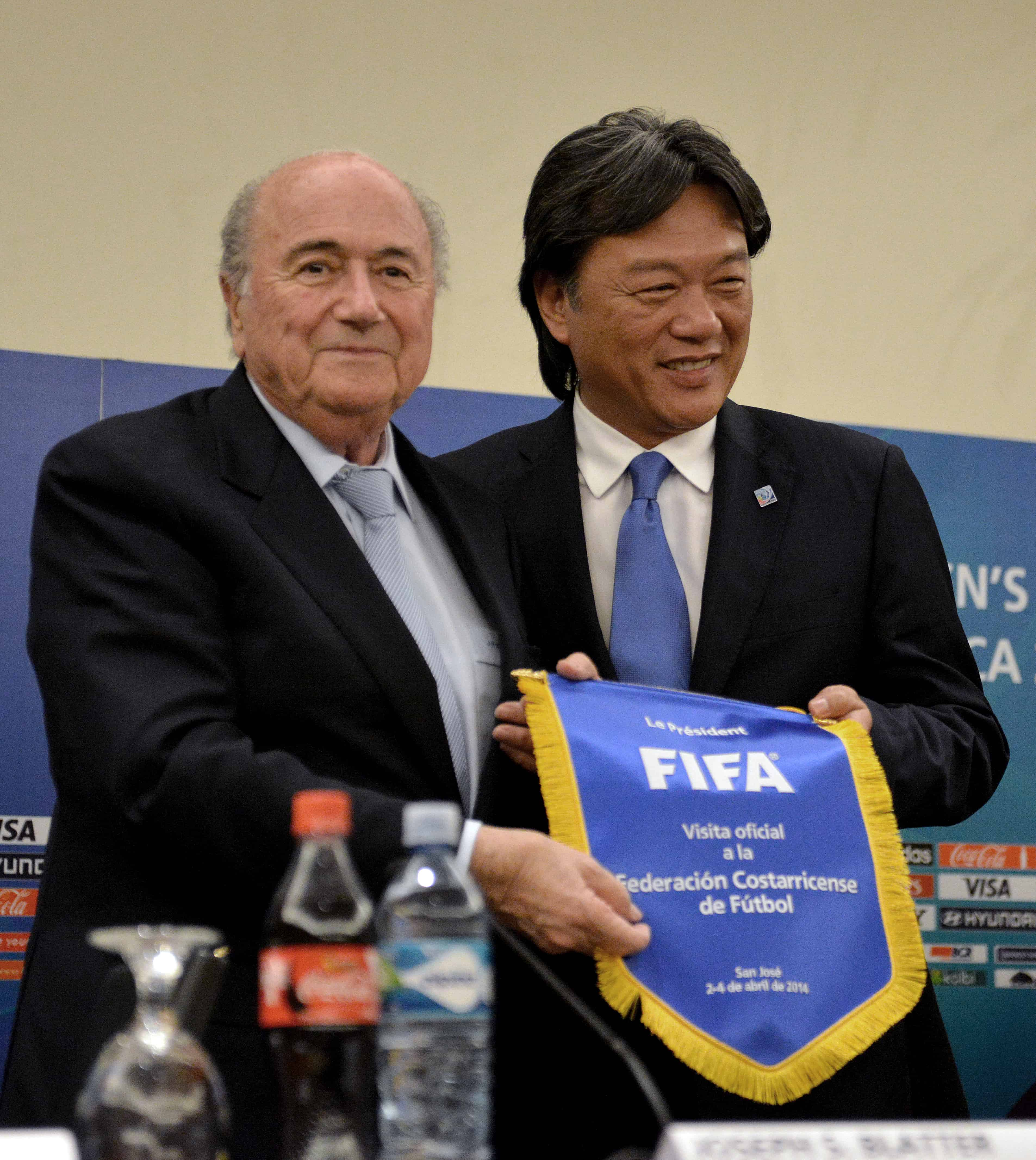 FIFA: Eduardo Li extradition to the US