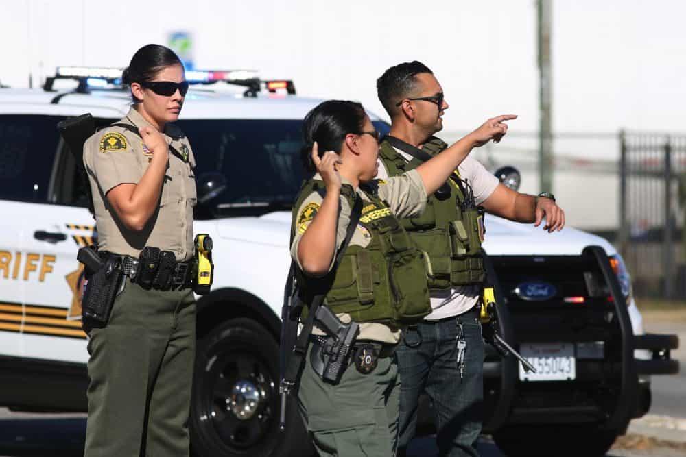 San Bernardino County Sheriffs deputies