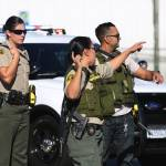 Two California shooting suspects dead, one person detained: police
