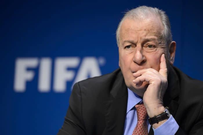 FIFA corruption, Francois Carrard