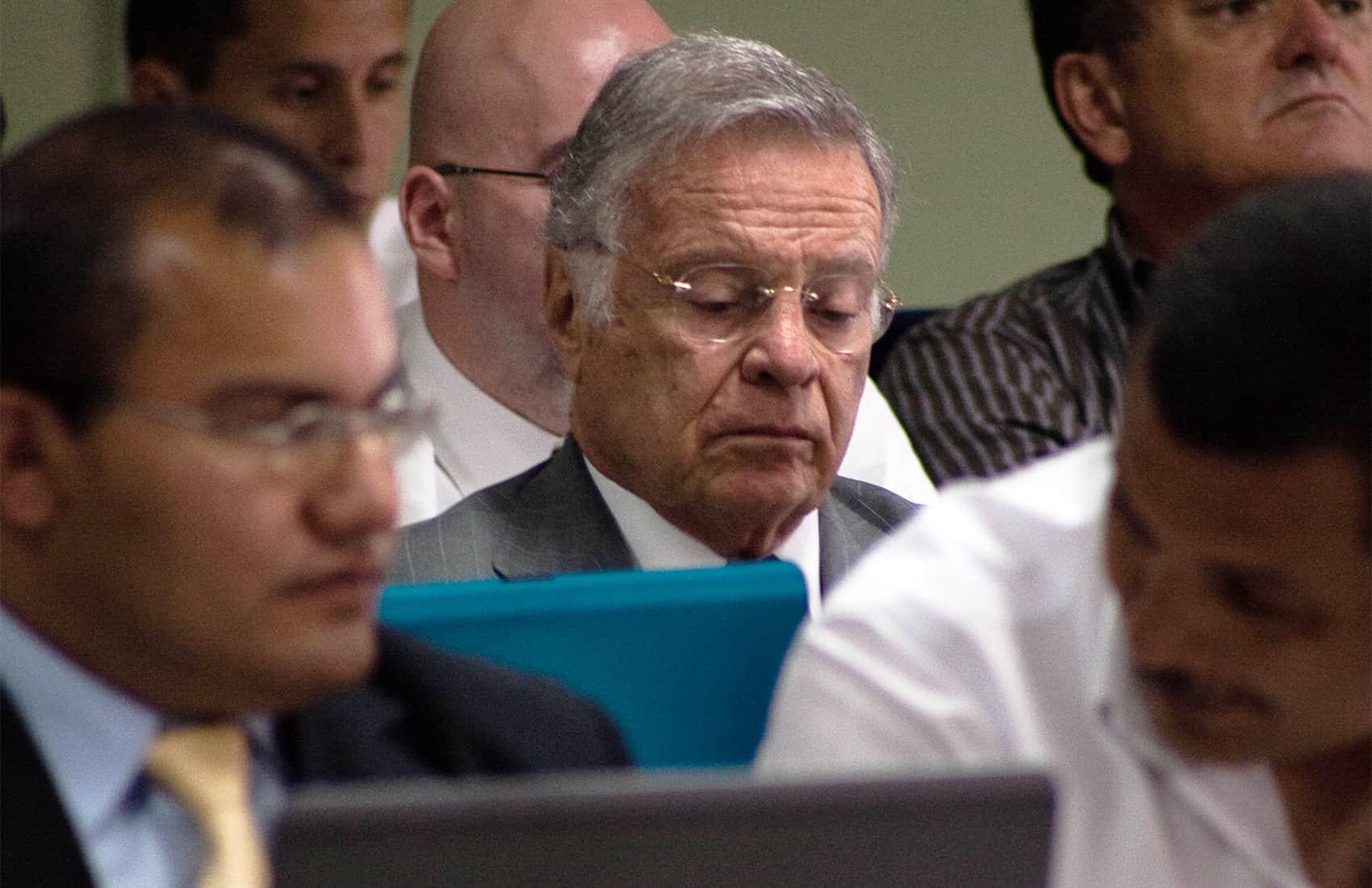 Costa Rica ex-President Miguel Ángel Rodríguez Echeverría