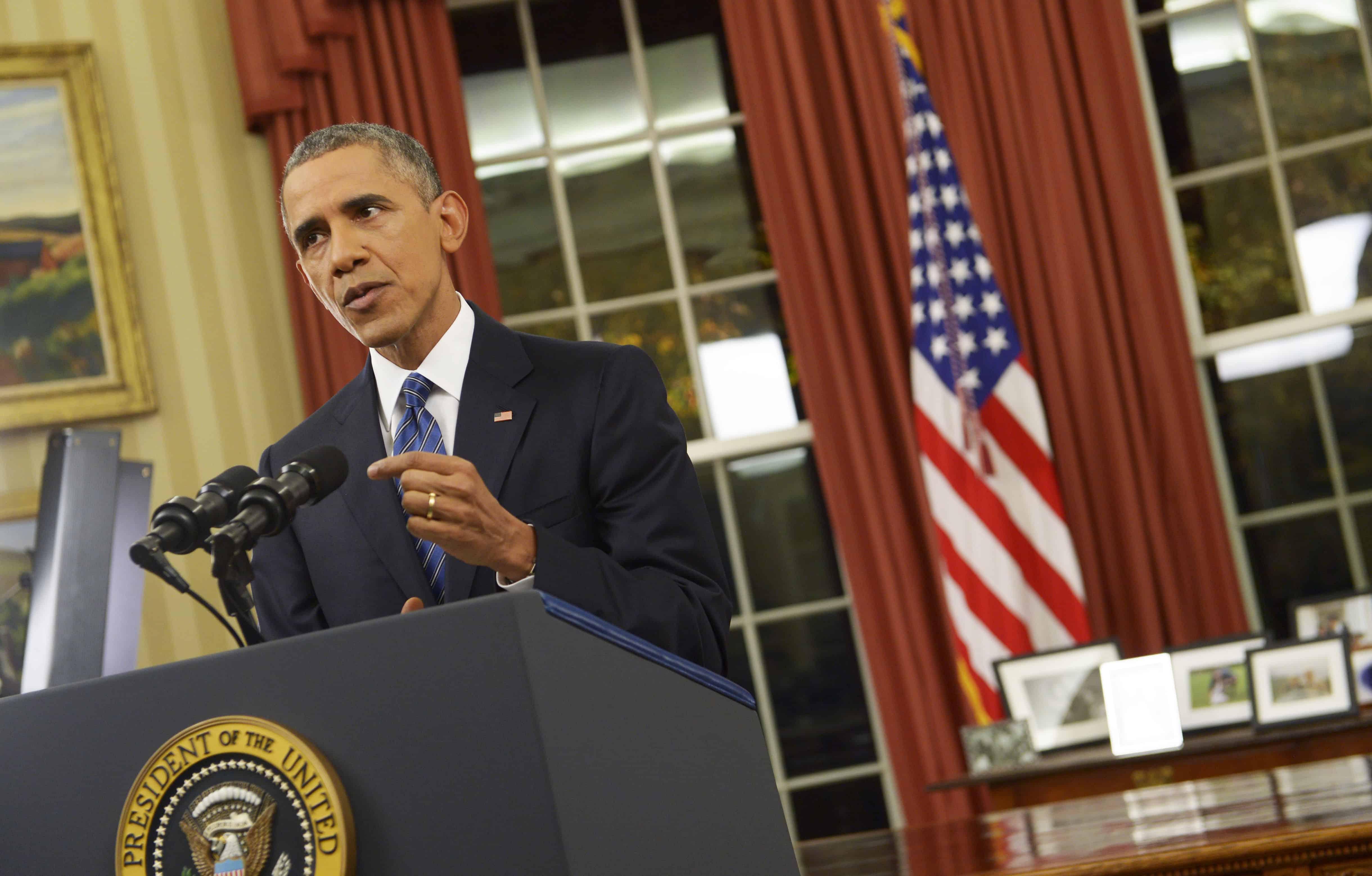 Rare Obama speech on terrorism