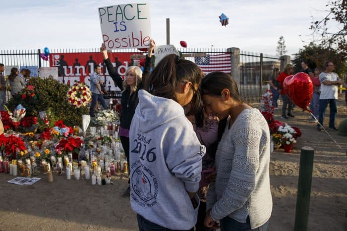 San Bernardino memorial