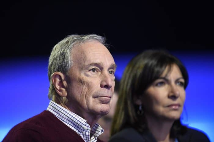 COP21 cities: ex-Mayor Bloomberg and Paris Mayor Hidalgo