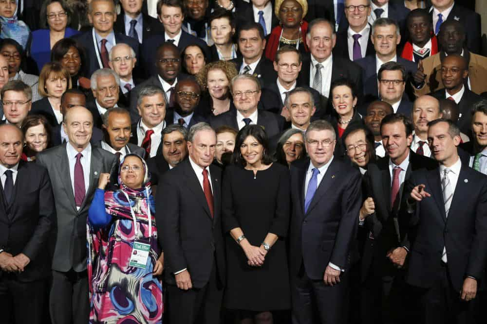 COP21 cities: World's mayors