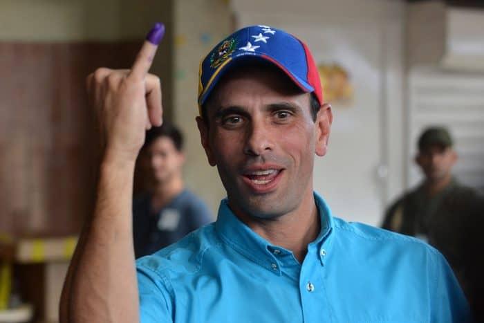 Venezuela elections: Henrique Capriles