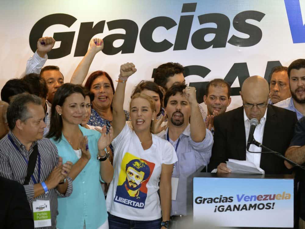 Venezuela elections: Leopoldo López wife Lilian Tintori