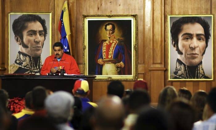 Venezuela elections: Nicolás Maduro