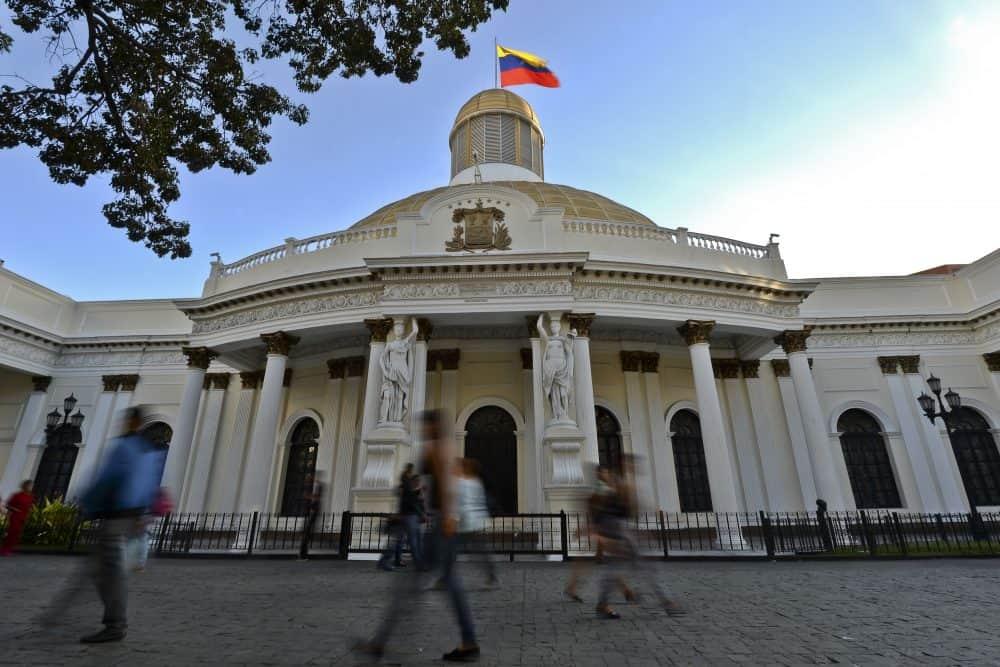 Latin America economy: Venezuela's National Assembly