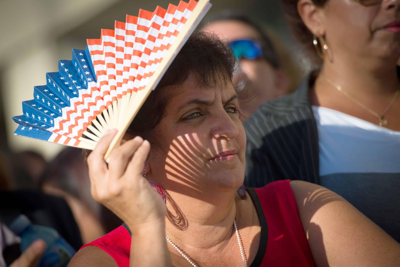Doris Mosuera, Cuba