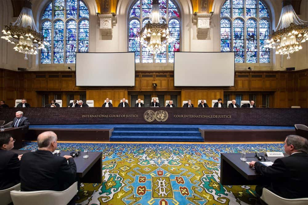 The Hague Court