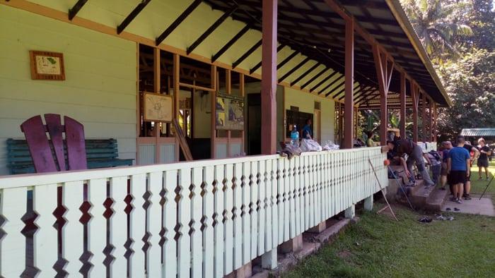 Sirena Ranger Station, Corcovado National Park.