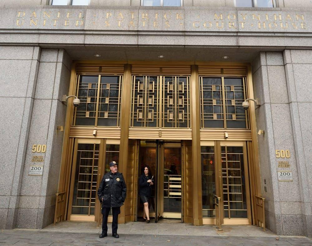 Venezuela drug trafficking: New York courthouse