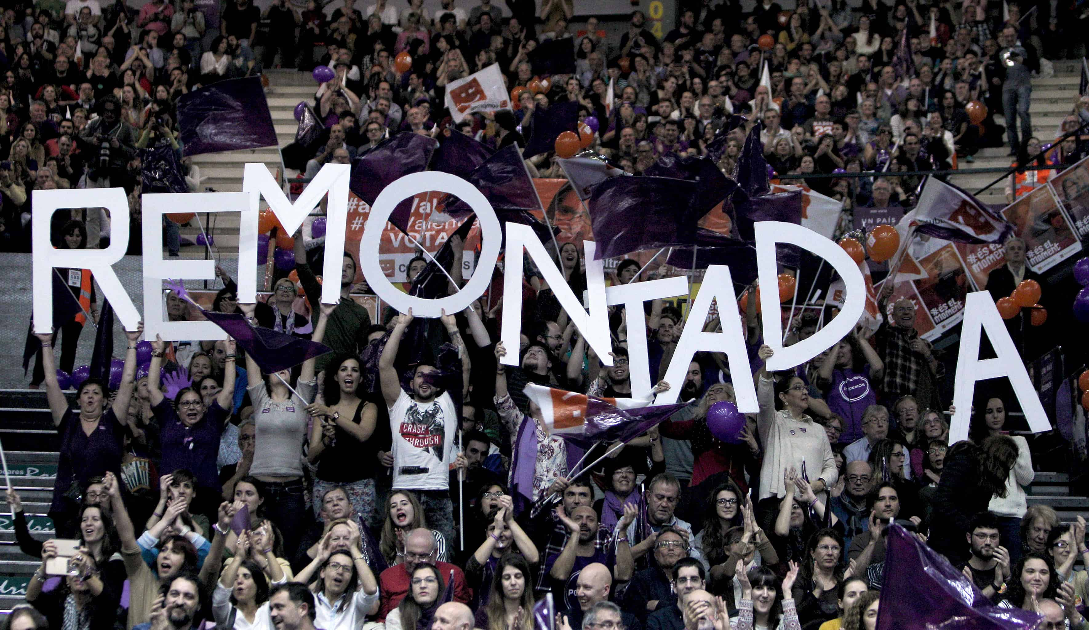 Spain elections: Podemos