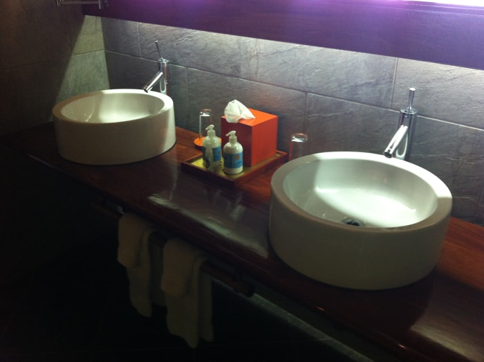 Not your average sinks.