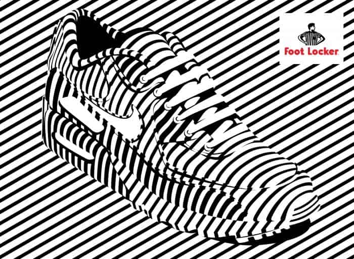 Alex Trochut's design for Nike. [Courtesy of FID]