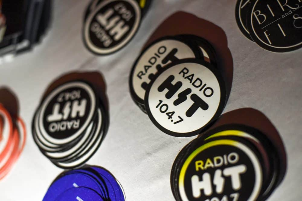 Radio Hit celebrated it's end of the year and 5th anniversary party at the Hoxton Pub in Los Yoses, December 3, 2015.