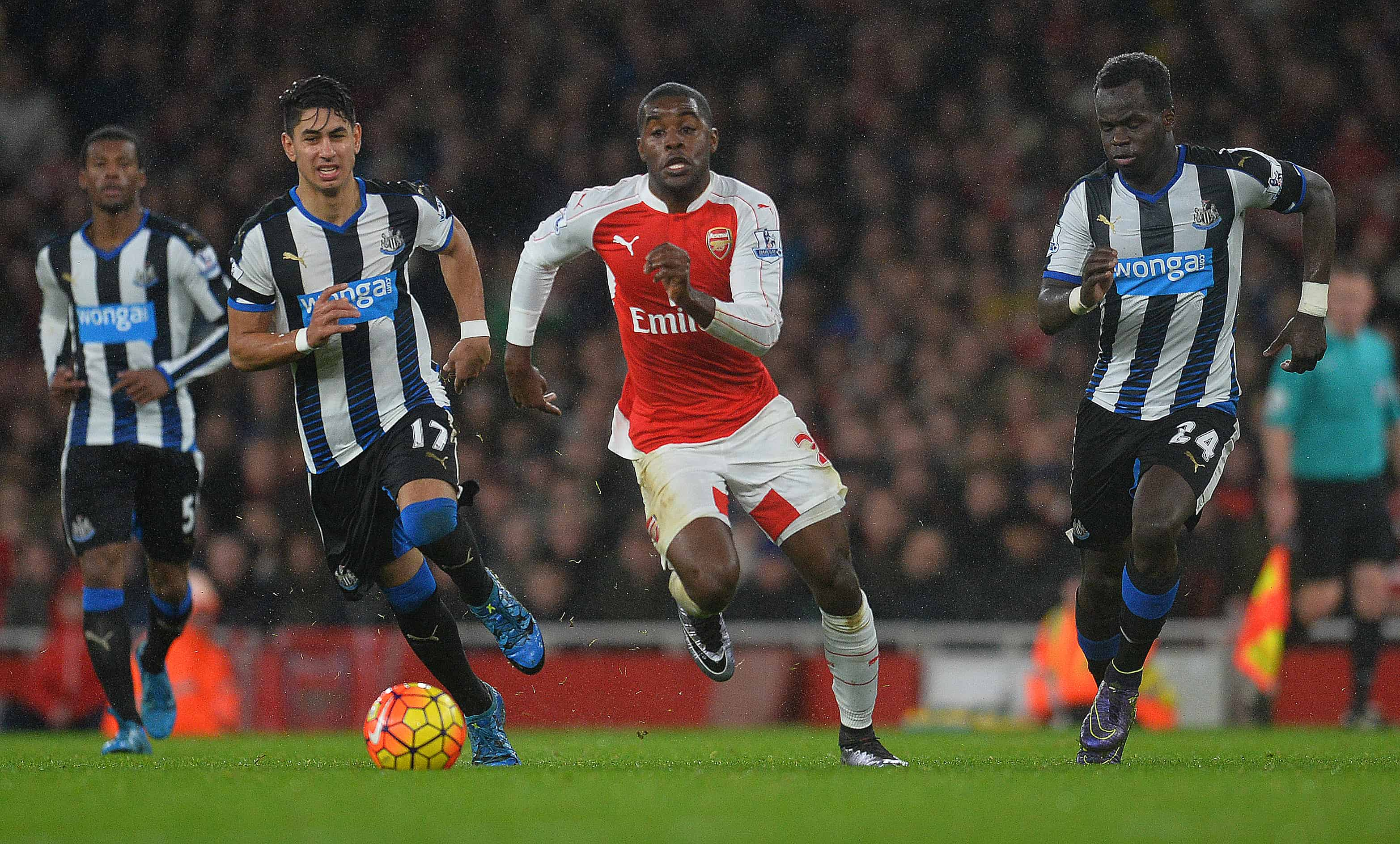 Joel Campbell Arsenal