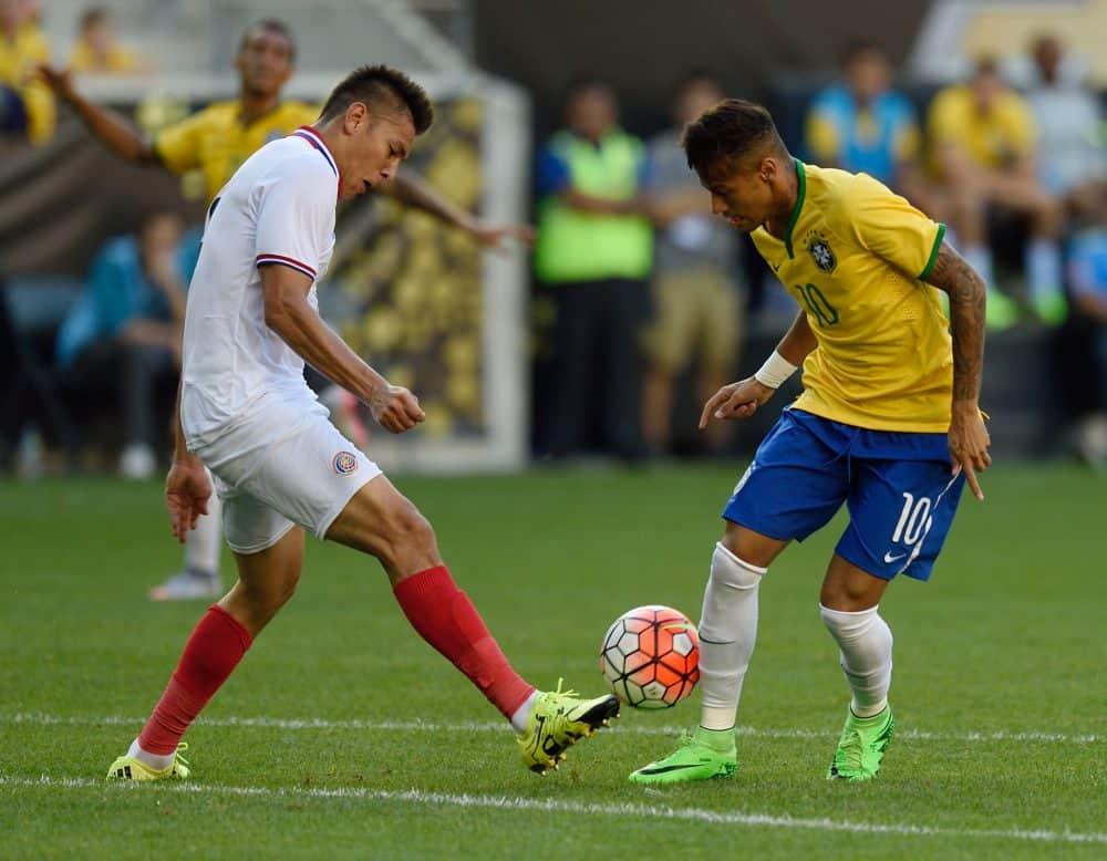 Oscar Duarte Neymar