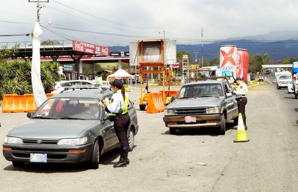 Traffic police