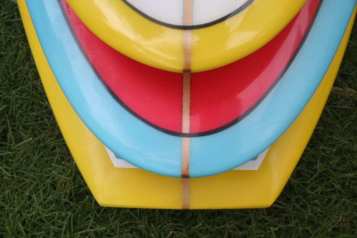 Cheboards in various colors.