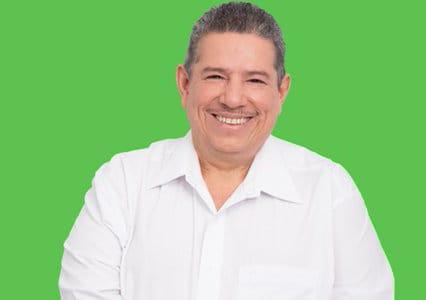 Municipal elections: Santa Ana Mayor Gerardo Oviedo