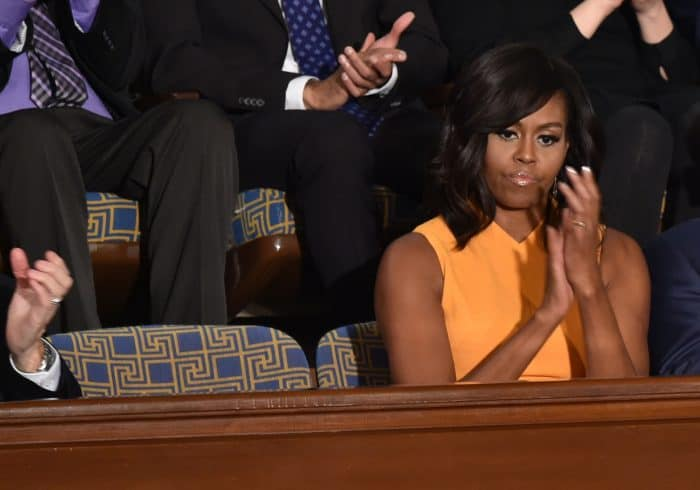 State of the Union: First lady Michelle Obama