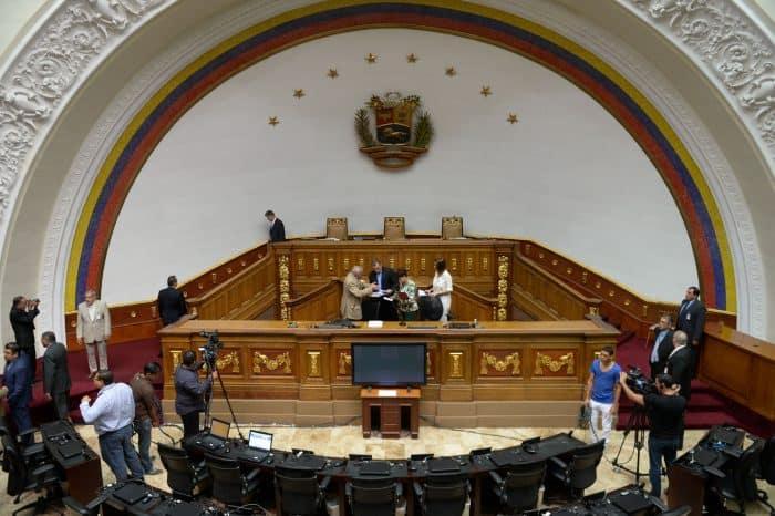 Venezuela crisis: National Assembly President Henry Ramos Allup