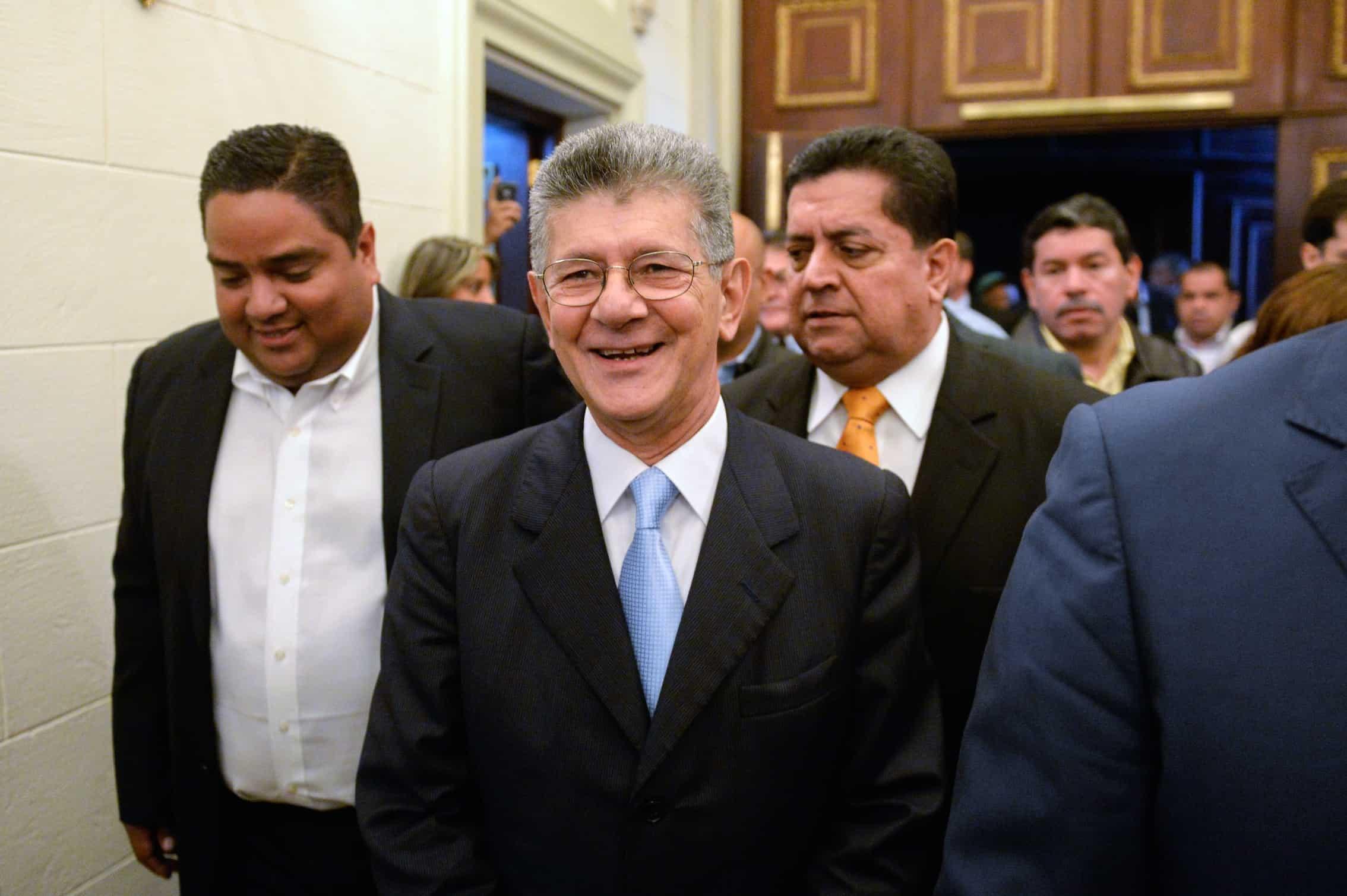 Henry Ramos Allup, Venezuela