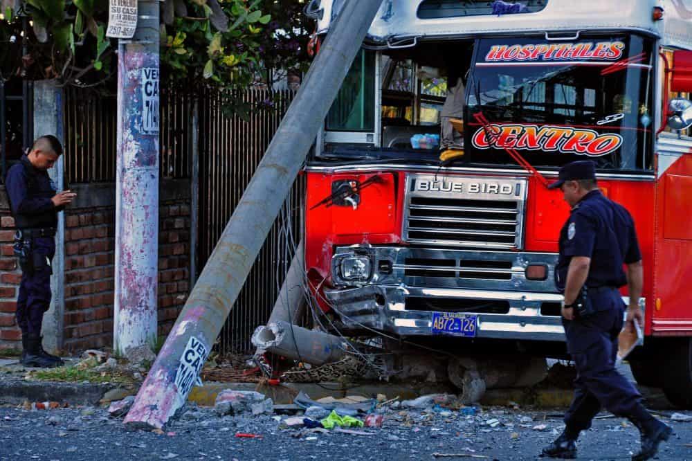 El Salvador crime