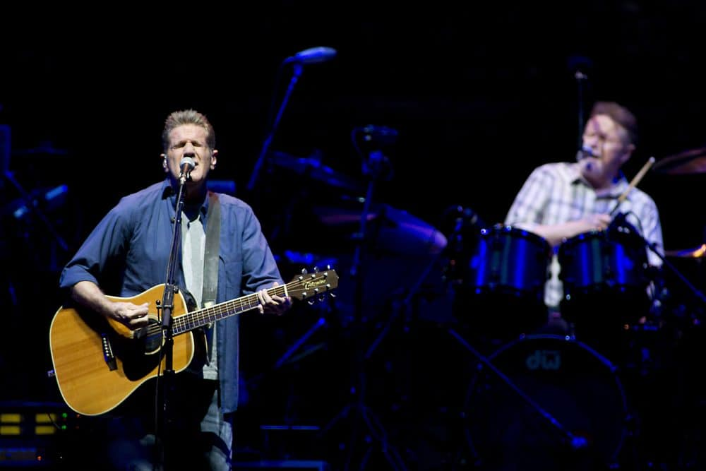 Glenn Frey of the Eagles in 2014