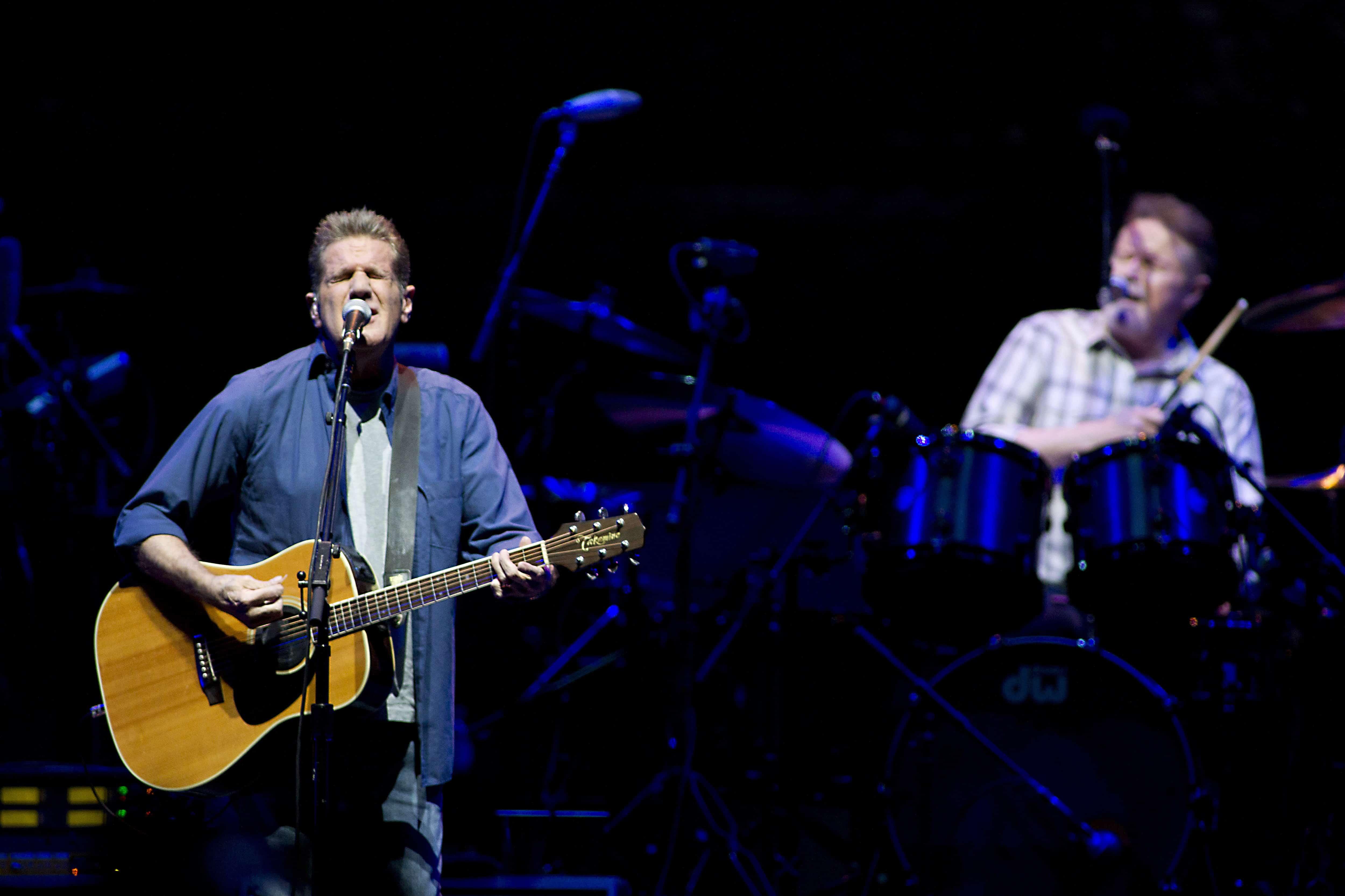 Glenn Frey of the Eagles in 2014