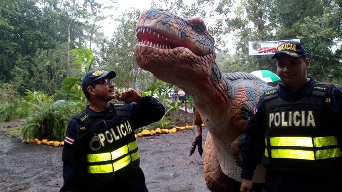 Fuerza Pública, here comes trouble.