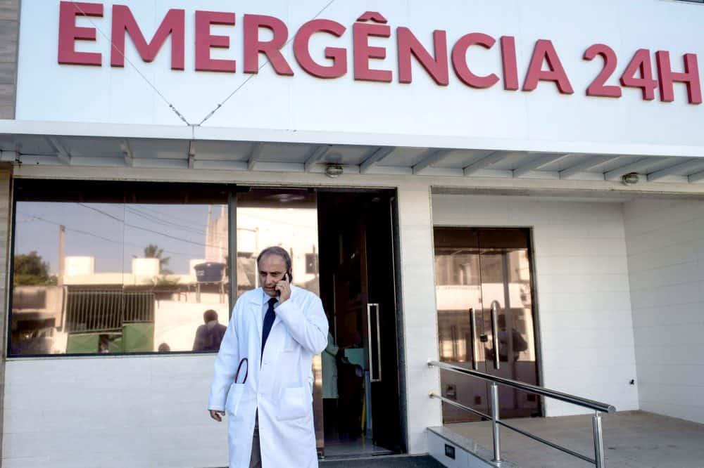 Brazil, Zika virus, epidemiologist Antonio Bandeira