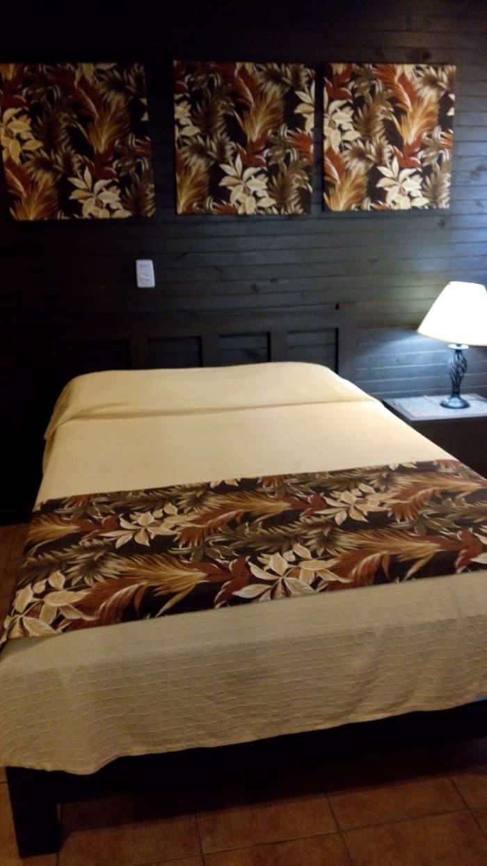 Room at Buena Vista Lodge.