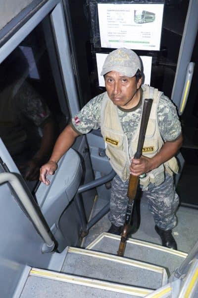Peru vigilante Revenido Campos.