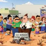 Fox's 'Bordertown' is a ripped-from-the-headlines satire