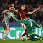 Costa Rican Keylor Navas keeps historic Champions League shutout streak alive