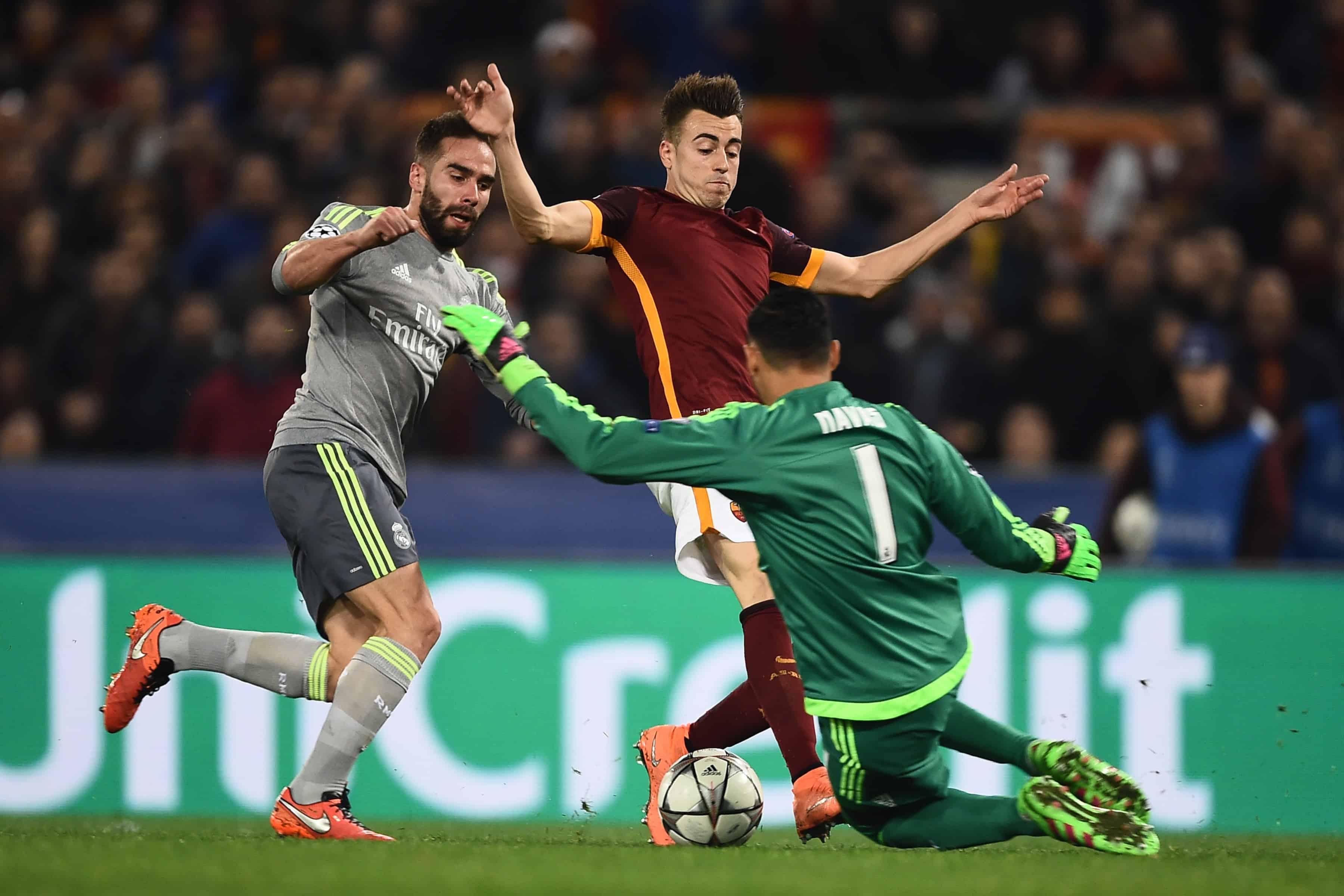 Costa Rican Keylor Navas keeps historic Champions League shutout