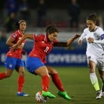 Costa Rica women's football team buried by US 5-0 in Olympic qualifying opener