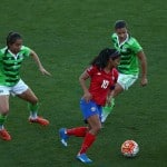Las Ticas beat Mexico to make semifinals of Olympic qualifiers