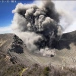 Costa Rica's Turrialba Volcano sees new ash, gas explosions